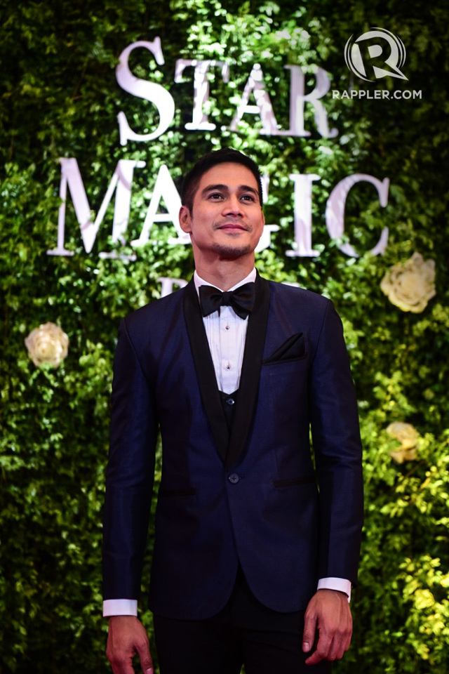Piolo in a suit by Jerome Lorico. File photo by Alecs Ongcal/Rappler