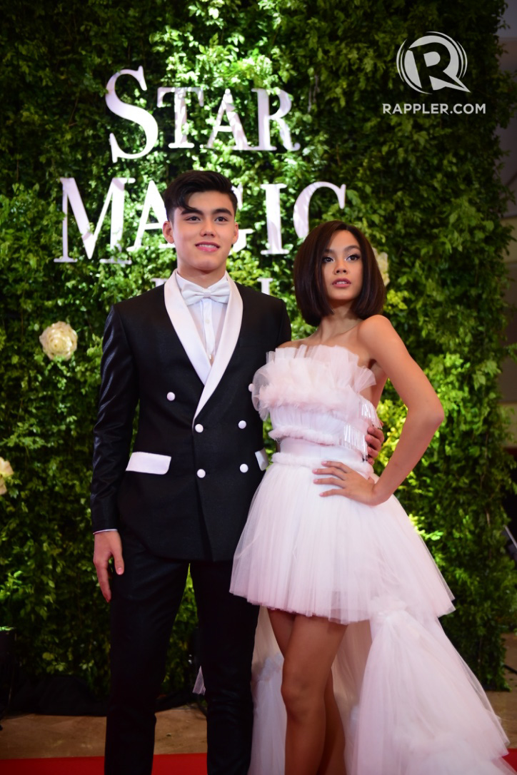 IN PHOTOS: All the red carpet looks at Star Magic Ball 2017