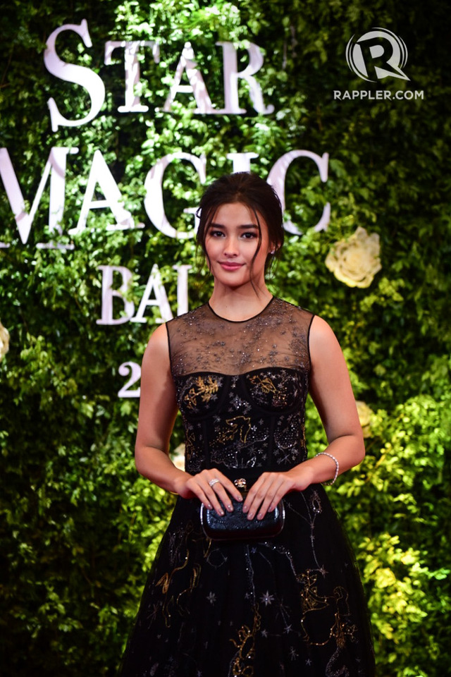 DIOR GODDESS. Liza Soberano wears Dior in 2017. File photo by Alecs Ongcal/Rappler
