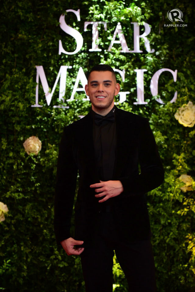 In Photos All The Red Carpet Looks At Star Magic Ball 2017