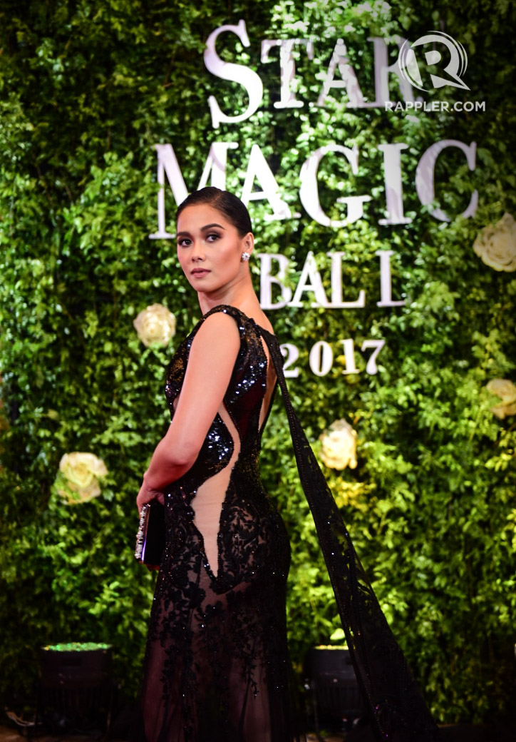 Star Magic Ball 2017 Who Went Solo