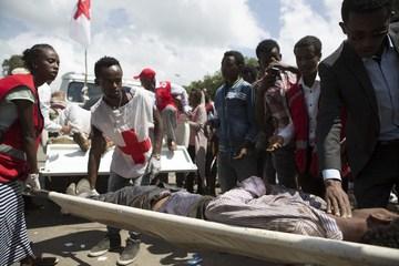 Ethiopia's Oromo denounce gov't on stampede anniversary