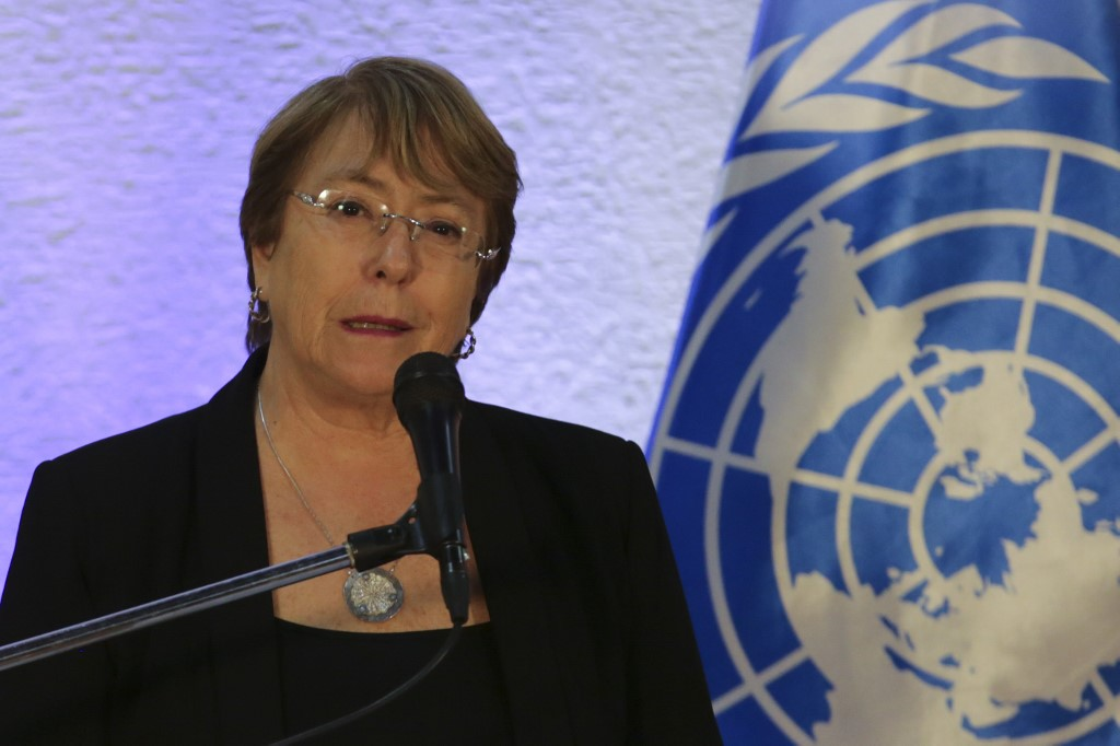 U.N. rights chief urges states to repatriate families of ISIS fighters