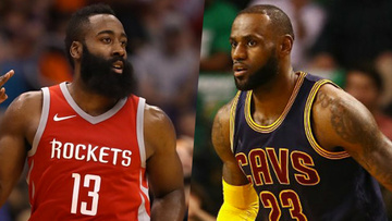 d514ad0b571 James Harden highlights his season with the first 60-point triple-
