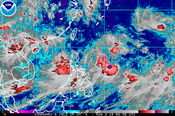 LPA enhancing monsoon, may become Hanna in 24-36 hours