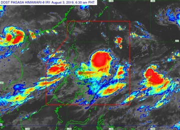 Parts of Luzon to have rainy weekend due to monsoon