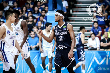 timeless design 4bb1b 304eb Adamson-Ateneo thriller highlights one key UAAP lesson