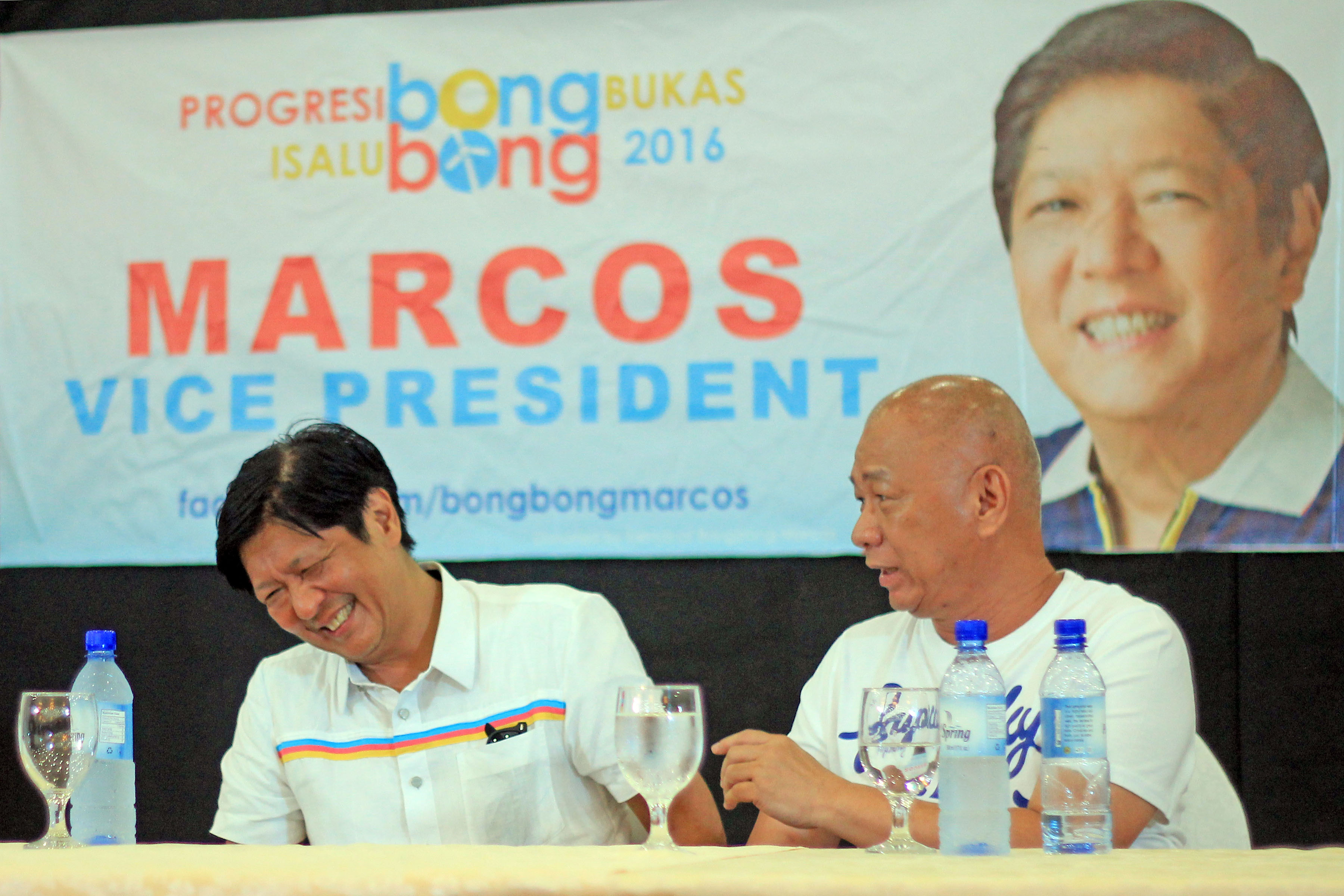 Marcos campaign