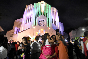 LIST: Simbang Gabi schedules across the Philippines for 2017