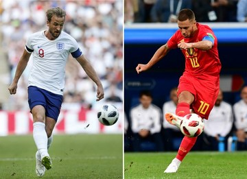 Dejected England, Belgium aim to leave World Cup on a high