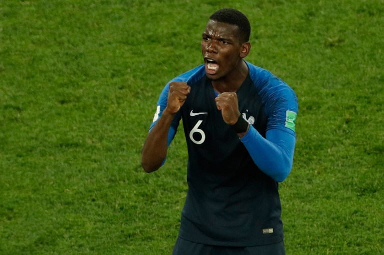 Pogba dedicates France win to Thai cave survivors 4775520a71