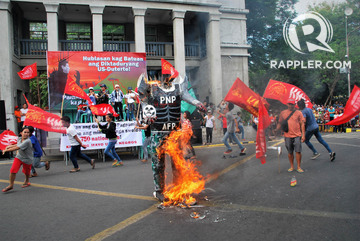 Militant Groups Demand Pay Hike Crackdown On Illegal Chinese