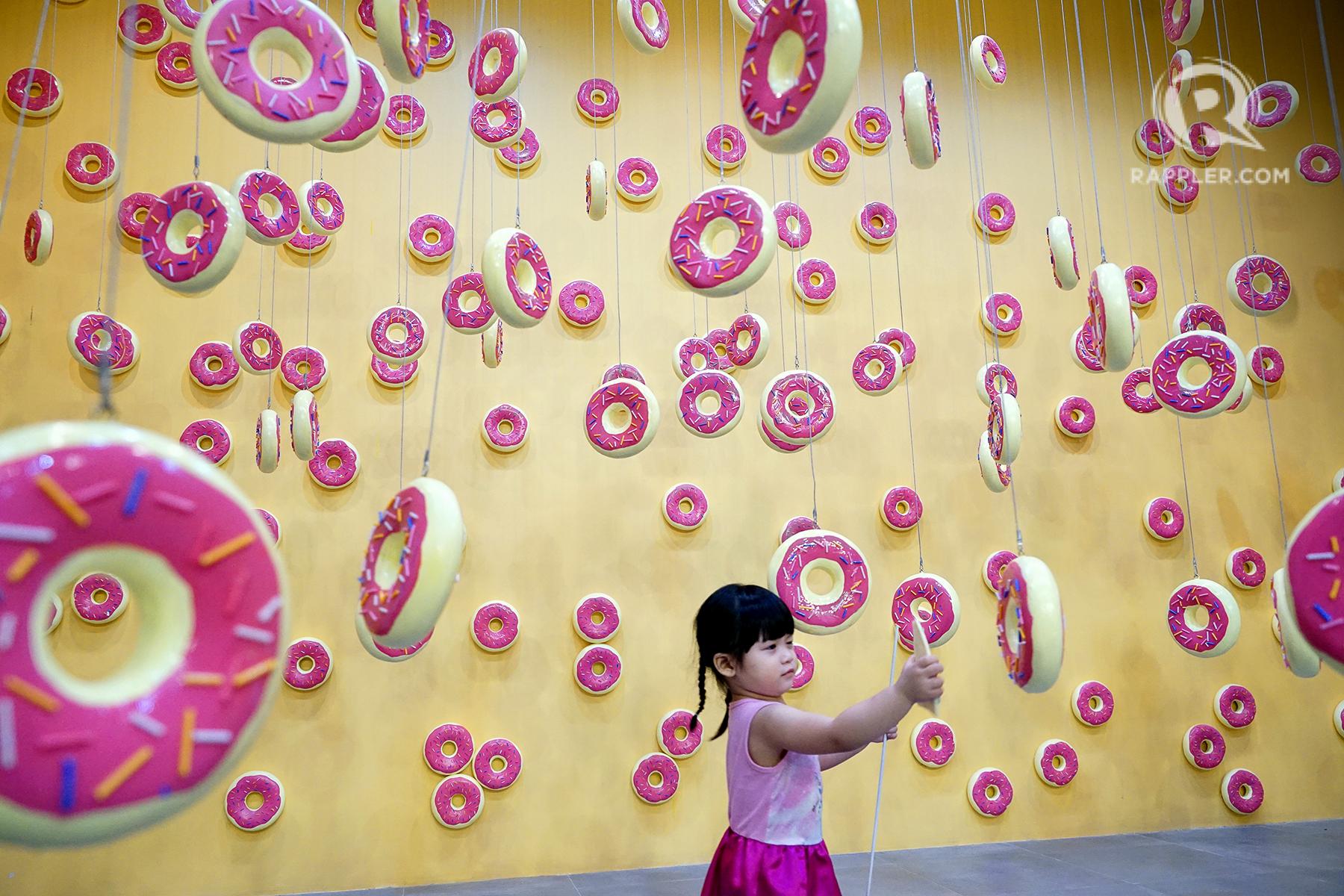 target market for desserts