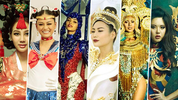 IN PHOTOS: Miss Universe 2018 national costumes