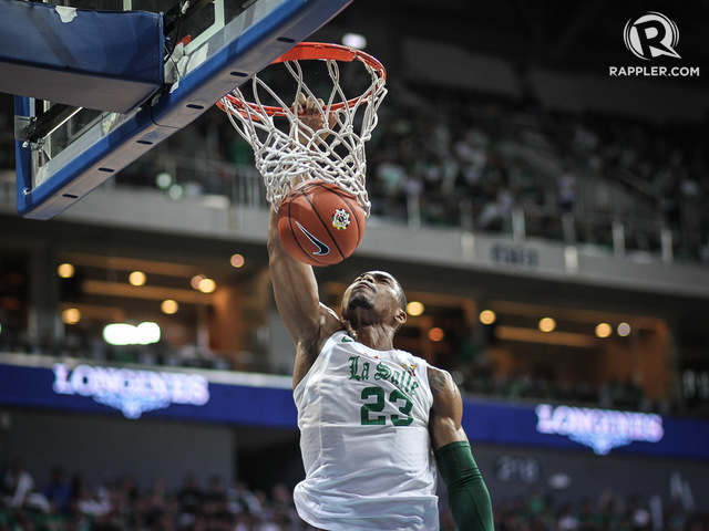 Dlsu green archers season 80 team preview reigning for 979 the beat number