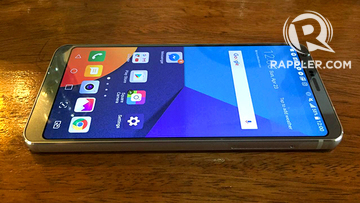 Review: The LG G6's only crime is its processor is not the