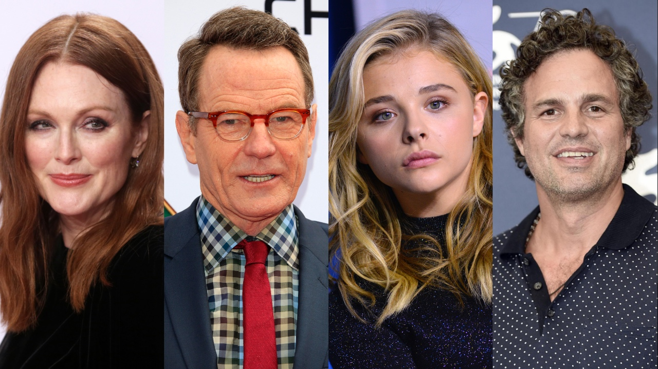 Stars pledge to help defeat Donald Trump