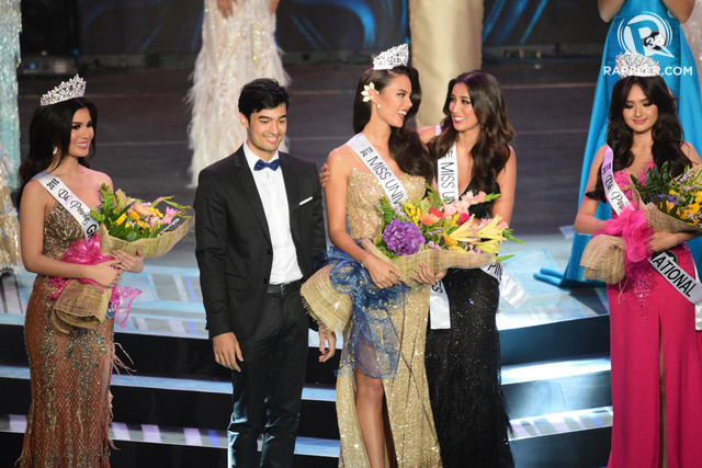 UNIVERSE BOUND. Catriona Gray is set to complete an unfinished task. Photo by Rappler