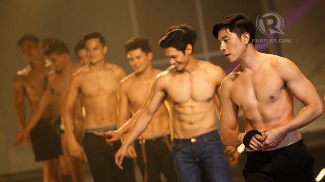 Juicy and Hottest Men : Triple Threat : Paulo Avelino