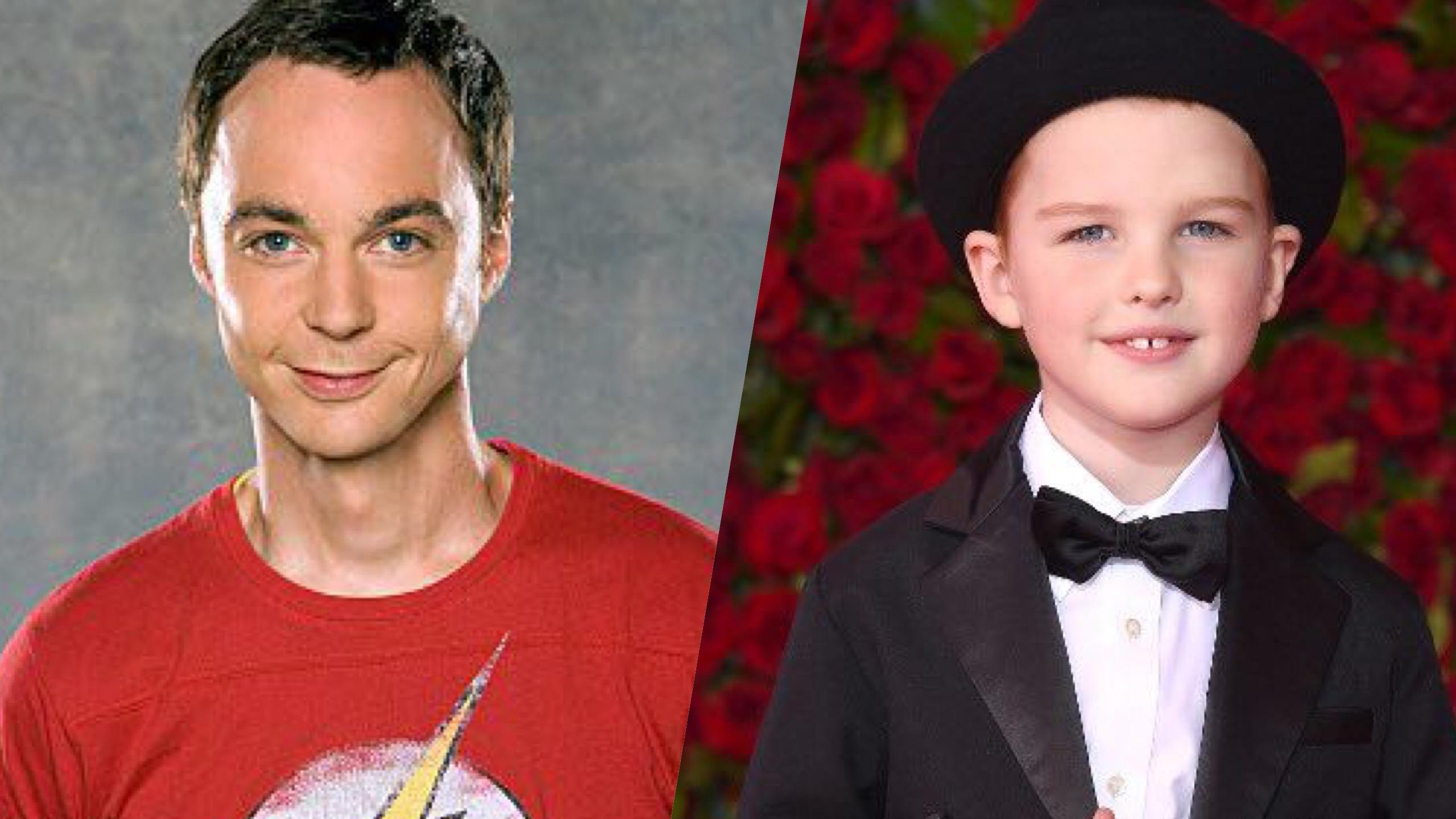 'Big Bang Theory' spin...