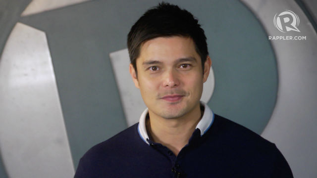 Dingdong Dantes to fresh grads: Enjoy life, but have direction