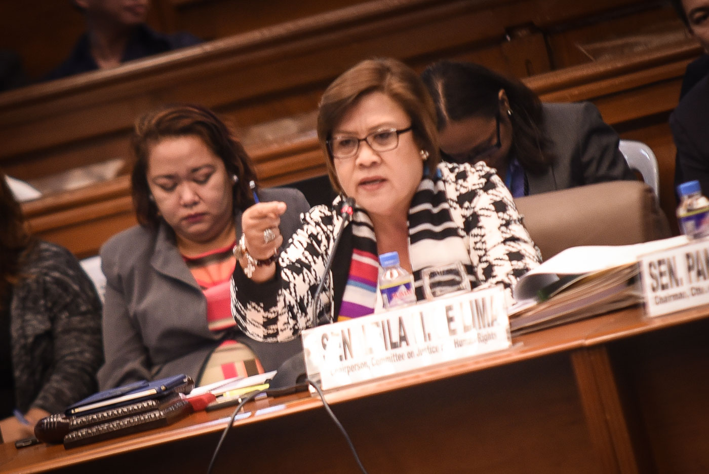 De Lima admits past relationship with driver bodyguard – report