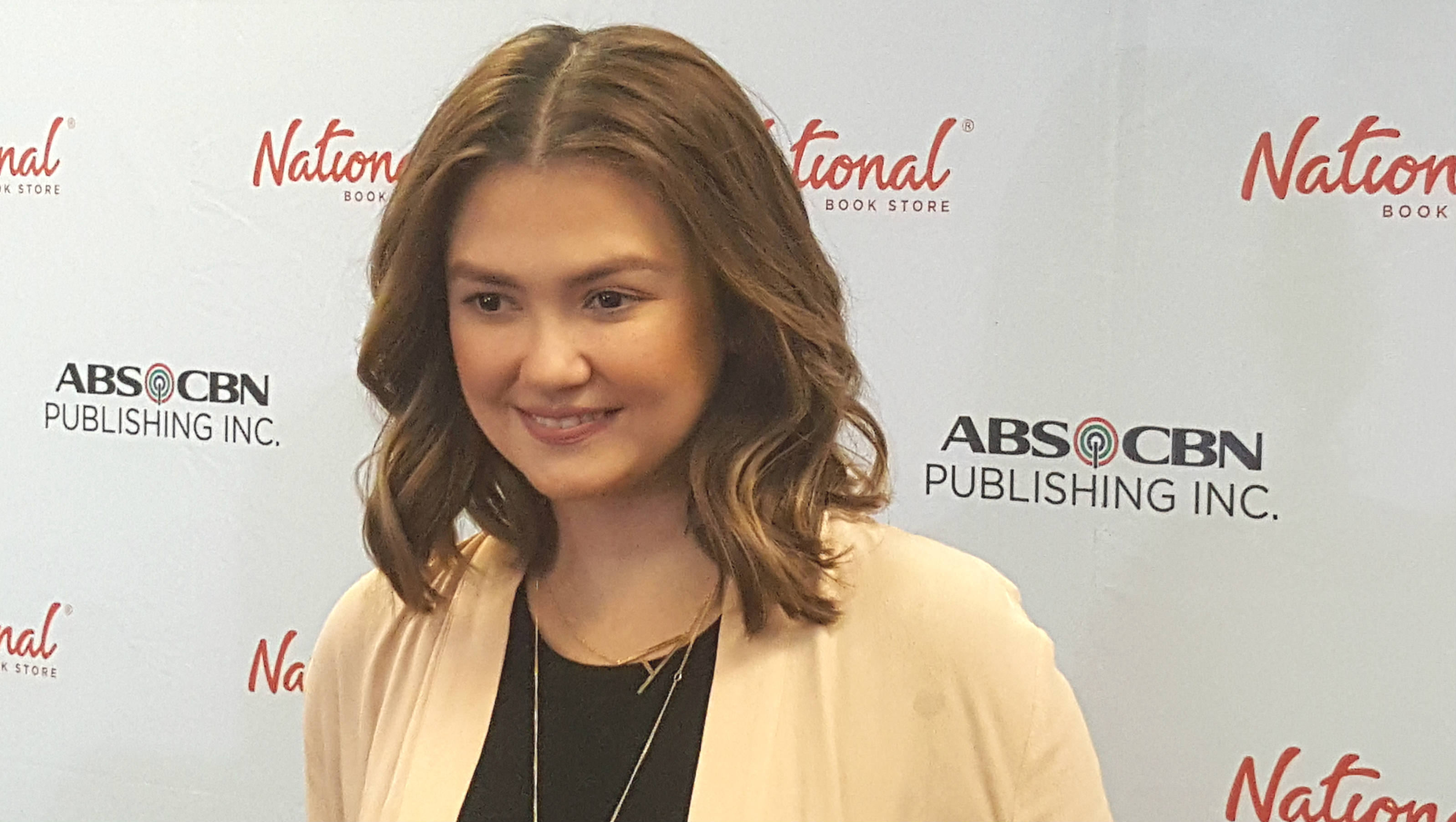 Angelica Panganiban New Haircut
