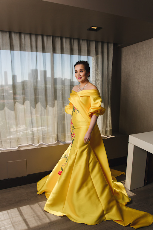 LOOK: Kris Aquino almost wore this gown to the \'Crazy Rich Asians ...