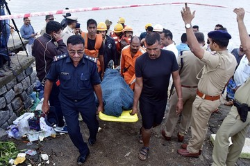 Indian coffee magnate's body found by river