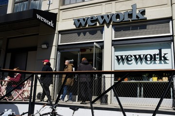 WeWork shakes up commercial real estate – like it or not