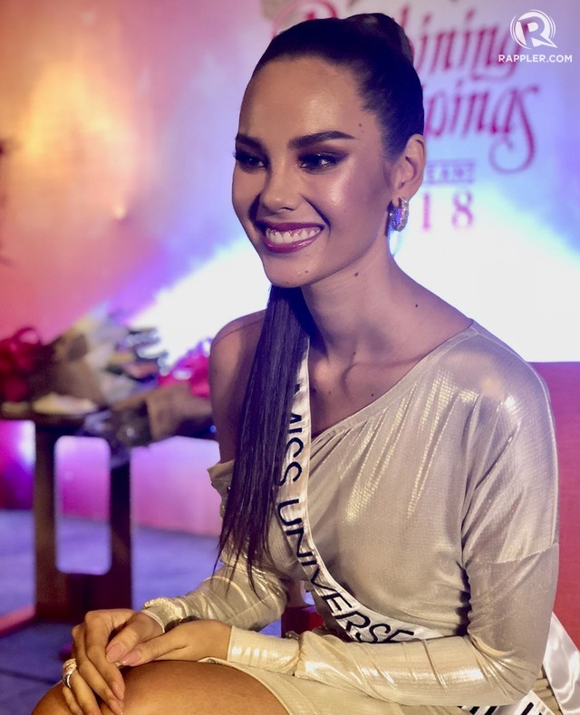 HIGH EXPECTATIONS. Catriona Gray is predicted by many as the favorite to get the 4th Miss Universe crown for the Philippines.
