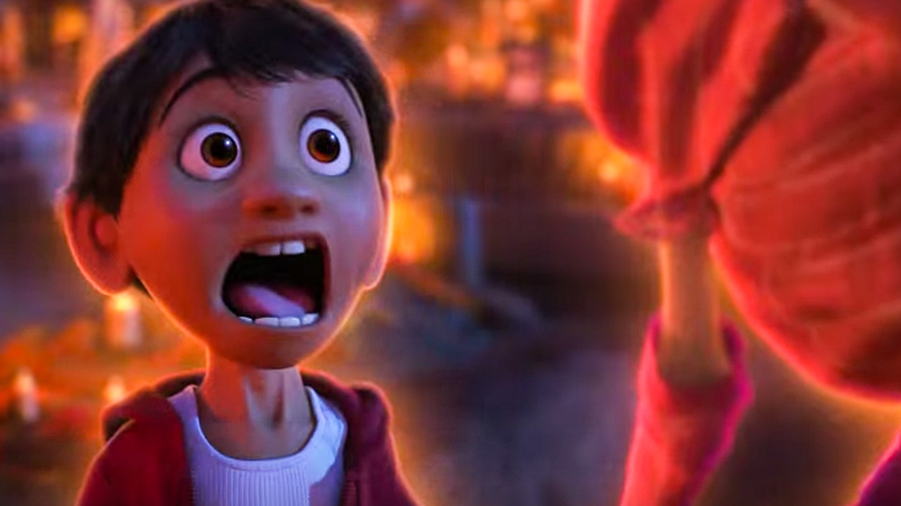 watch first coco trailer shows us pixar s magical world of the dead