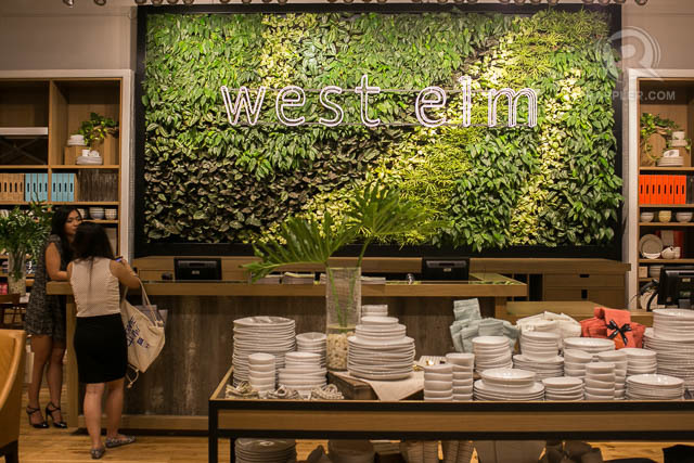 A Look At West Elm New Home Furnishings Store At Estancia