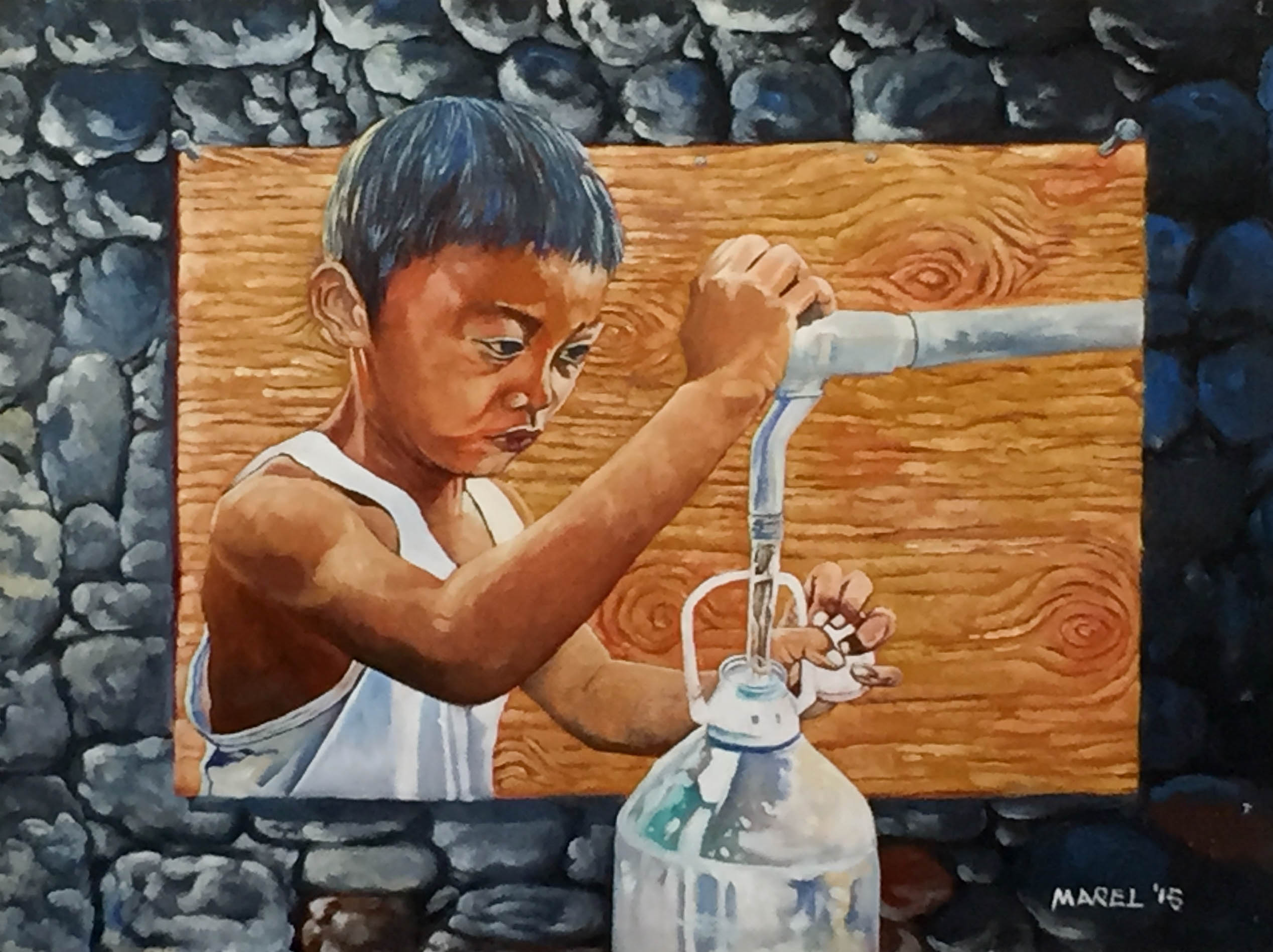 Batanes artists collective when art meets bayanihan