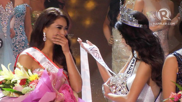 WATCH: The moment Maxine Medina became Miss Universe Philippines 2016