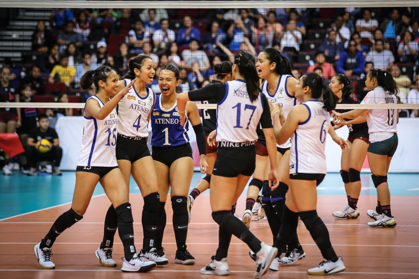 Uaap Volleyball News And Updates Rappler