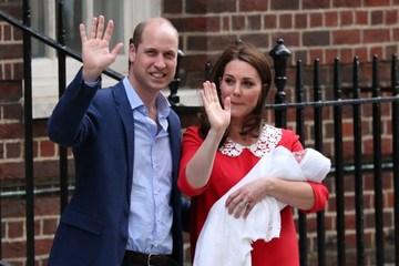 Prince william new born child