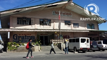 Victory Liner to displace NFA rice warehouse in Baguio