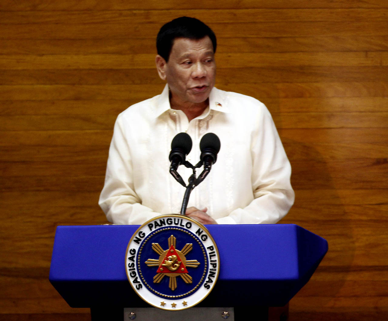 Full Text President Duterte S 2018 State Of The Nation Address
