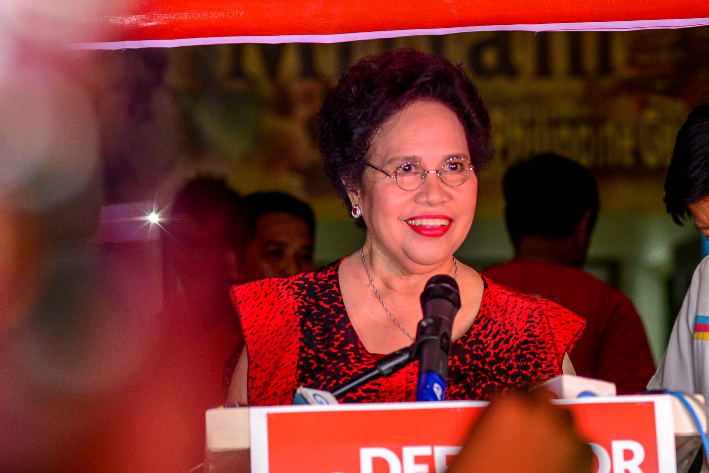 miriam defensor santiago biography