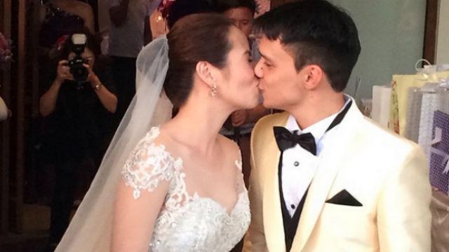 IN PHOTOS: Patrick Garcia marries Nikka Martinez
