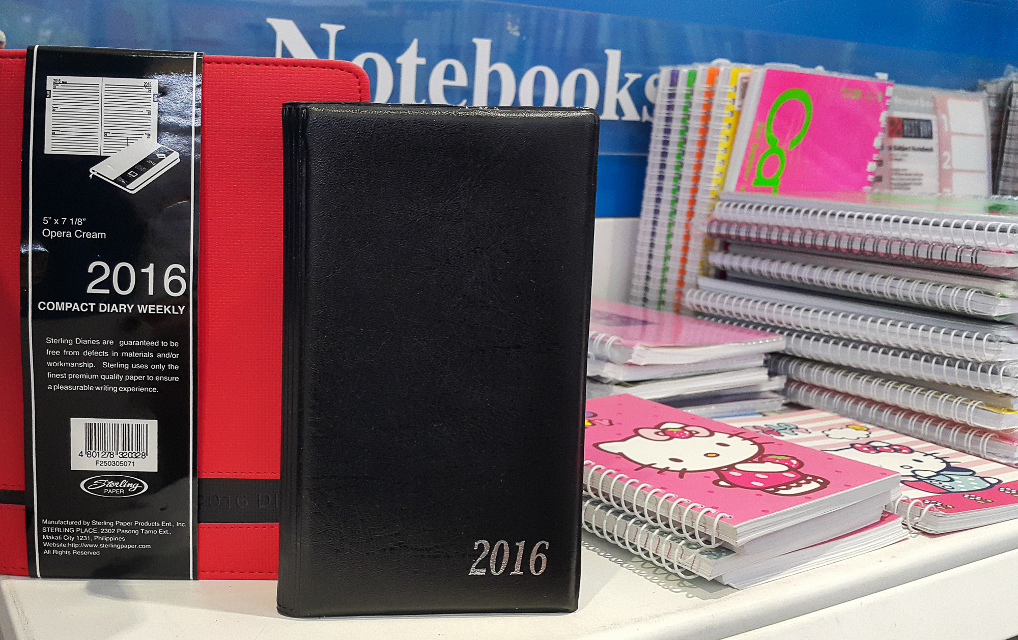 60 amazing planners journals and datebooks for 2016 gumiabroncs Choice Image