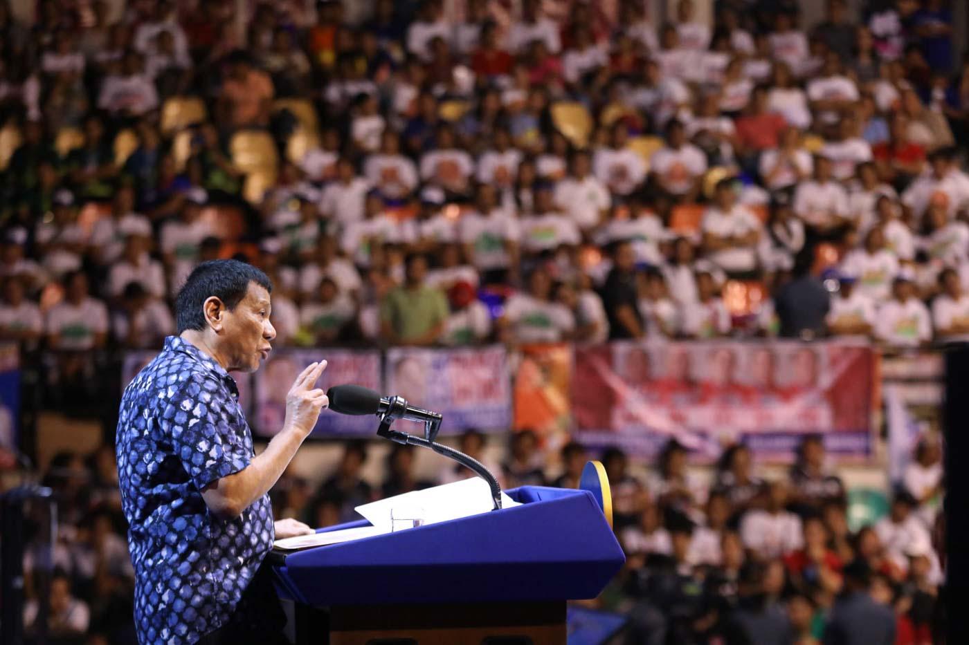 Duterte at the halfway mark: The Filipino's gamble