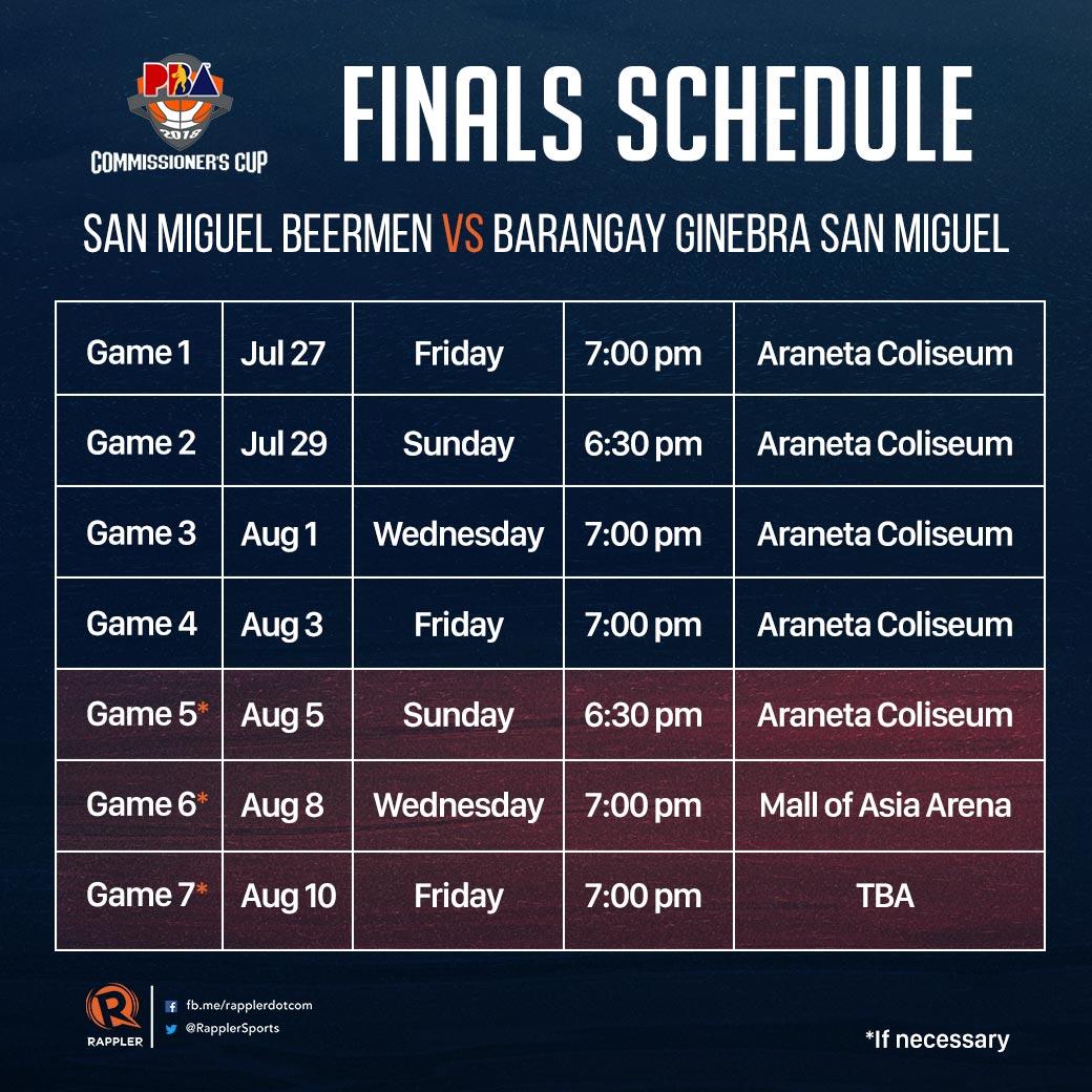 Latest Philippine News Update: HIGHLIGHTS: PBA Finals 2018 Game 6