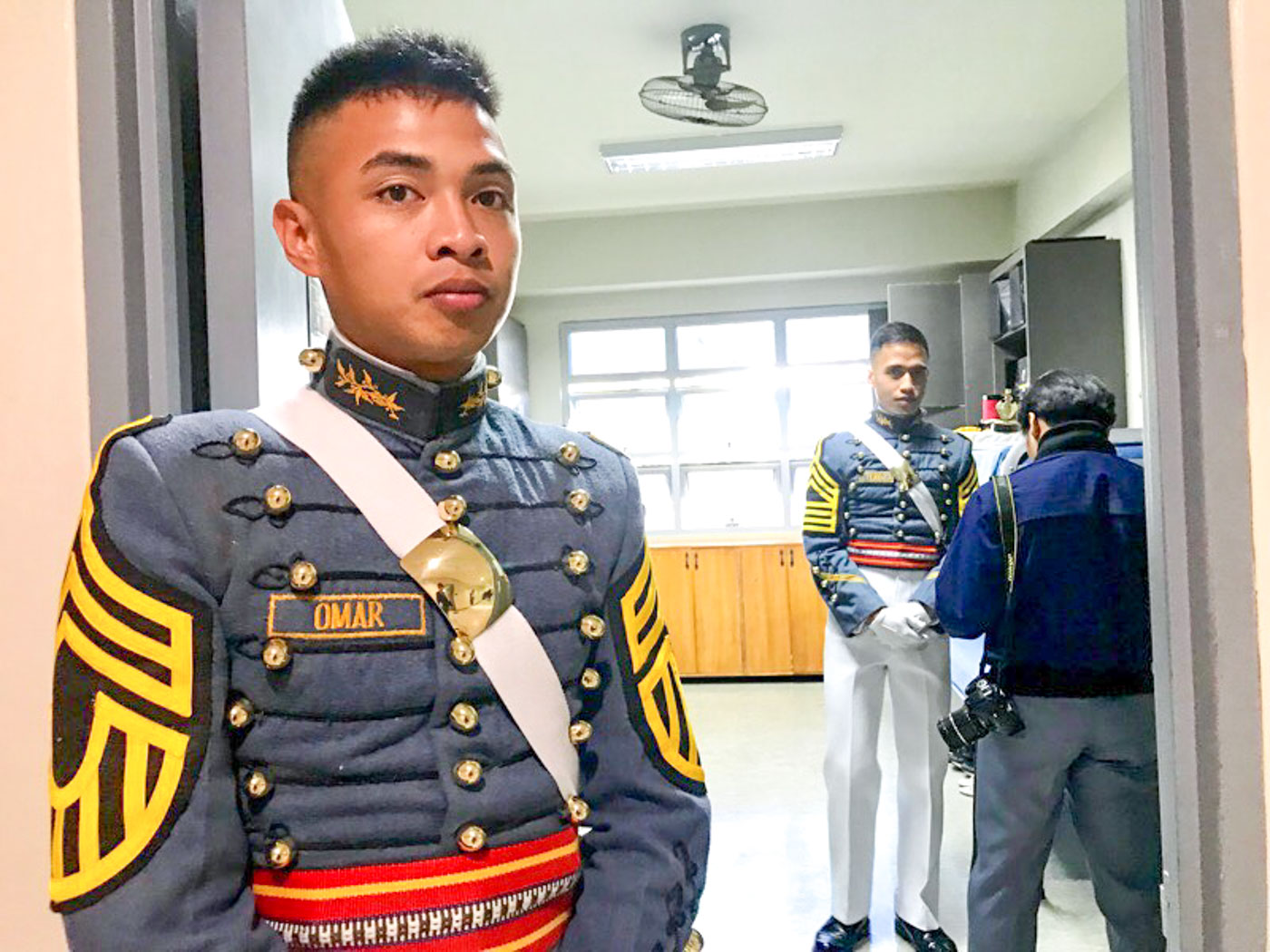 IN PHOTOS: Inside the Philippine Military Academy barracks