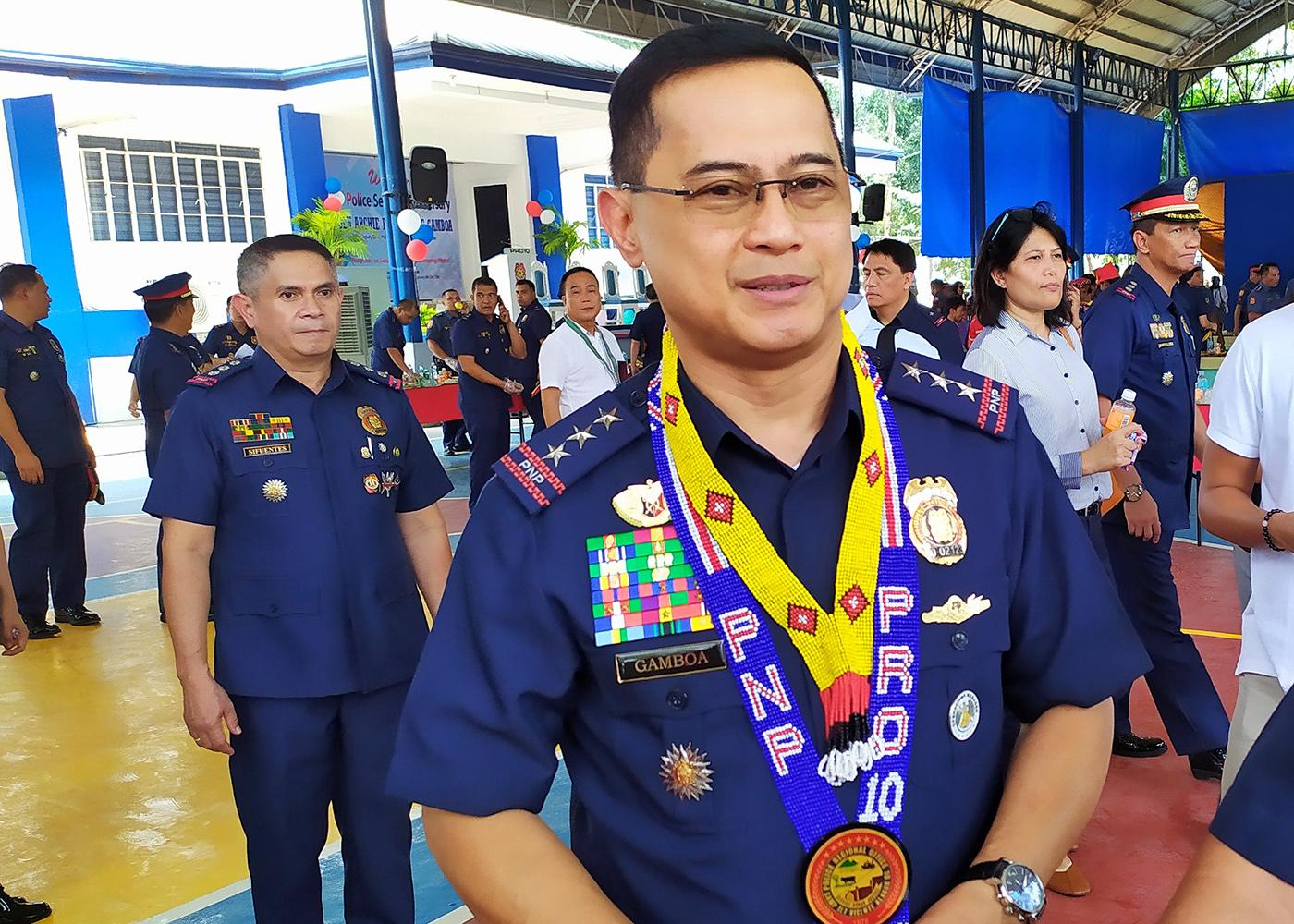Archie Gamboa is next PNP chief, says Duterte