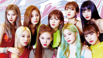 K-pop group Twice to hold concert in Manila