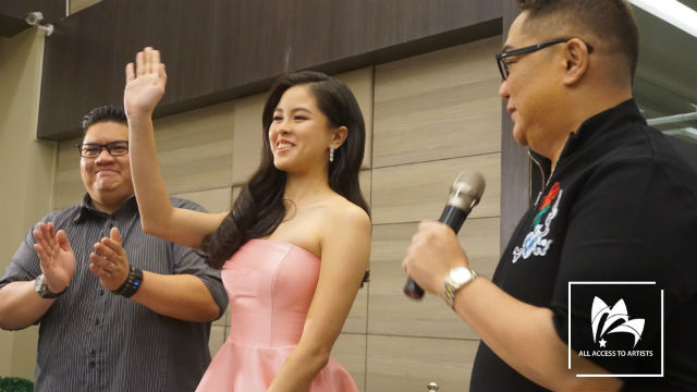 Kisses Delavin leaves Star Magic, signs up with Triple A management