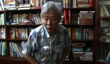 China critic silenced during live TV interview