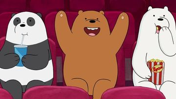 We Bare Bears' to star in own TV movie, spin-off series